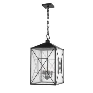 Caswell - 4 Light Outdoor Hanging Lantern