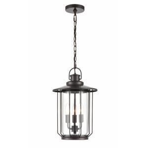 Belvoir - Three Light Outdoor Hanging Lantern