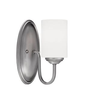 Lansing-1 Light Wall Sconce-5.25 Inches Wide by 10 Inches High
