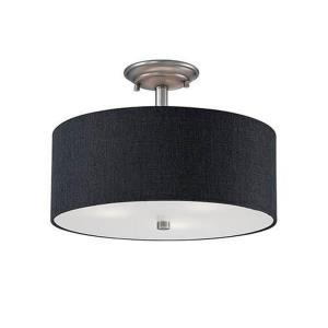 Jackson - 3 Light Semi-Flush Mount