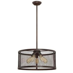 Akron-5 Light Pendant-20 Inches Wide by 46.5 Inches High