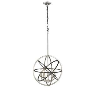 5 Light Pendant-20 Inches Wide by 21.75 Inches High