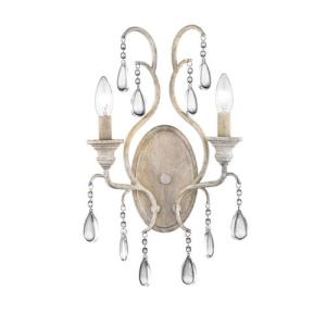 "12"" Two Light Wall Sconce"
