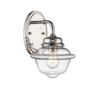 Neo-Industrial - One Light Wall Sconce