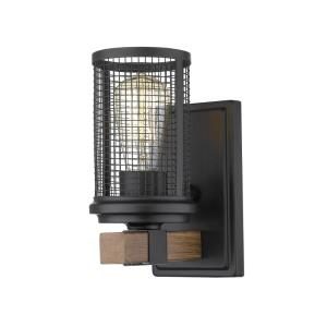 Mesa-1 Light Wall Sconce-5 Inches Wide by 8.5 Inches High