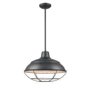 Neo-Industrial - 51.5 Inch 1 Light Mini-Pendant