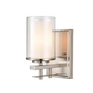 Huderson - 1 Light Wall Sconce
