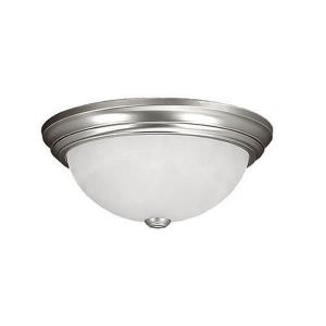 13 Inch 2 Light Flush Mount