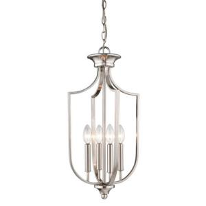 12 Inch Four Light Pendant