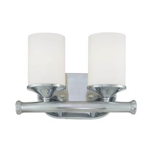 "11.5"" Two Light Bath Vanity"