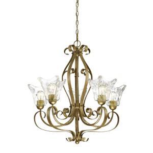 Chatsworth - Five Light Chandelier