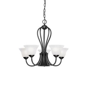 Main Street Chandelier 9 Light -25.5 Inches Wide by 22 Inches High