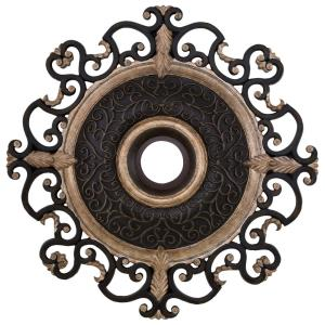 "Napoli - 38"" Ceiling Fan Medallion"