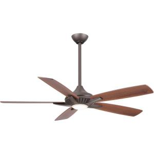 "Dyno - 52"" Ceiling Fan with Light Kit"