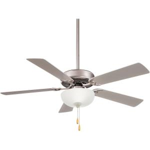 Contractor II Uni-Pack - 52 Inch Ceiling Fan with Light Kit