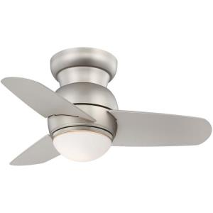 "Spacesaver - 26"" Ceiling Fan with Light Kit"