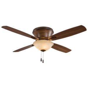 Mojo II - Ceiling Fan with Light Kit in Transitional Style - 13.5 inches tall by 52 inches wide