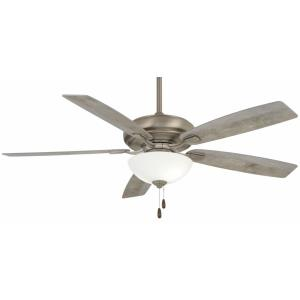 Watt II - Ceiling Fan with Light Kit - 20.5 inches tall by 60 inches wide