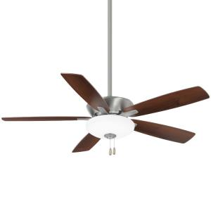 Minute - LED Ceiling Fan - 18.25 inches tall by 52 inches wide