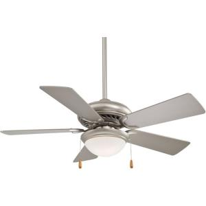 Supra - 44 Inch Ceiling Fan with Light Kit