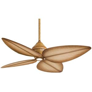 "Gauguin - 52"" Outdoor Ceiling Fan with Light Kit"