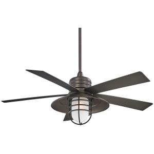 "Rainman - 54"" Ceiling Fan with Light Kit"