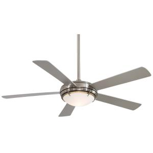 Como - 54 Inch Ceiling Fan with Light Kit