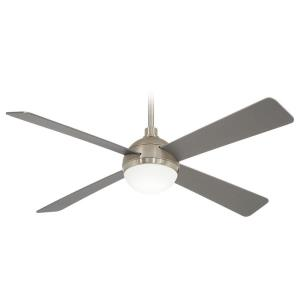 "Orb - 54"" Ceiling Fan with Light Kit"