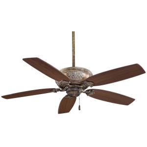 Classica - Ceiling Fan in Traditional Style - 14 inches tall by 54 inches wide