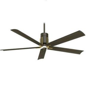 Clean - 60 Inch Ceiling Fan with Light Kit