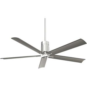 "Clean - 60"" Ceiling Fan with Light Kit"