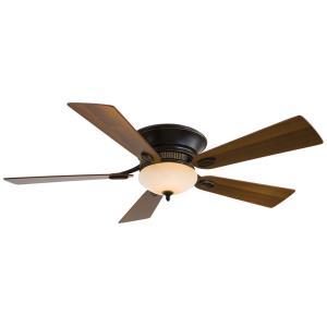 """Delano - 52"""" Flush Mount Ceiling Fan"""