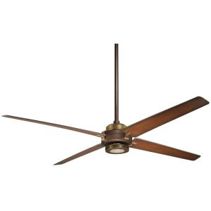 Spectre - 60 Inch Ceiling Fan with Light Kit