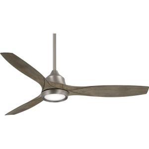 Sky Hawk - Ceiling Fan with Light Kit - 15.5 inches tall by 60 inches wide
