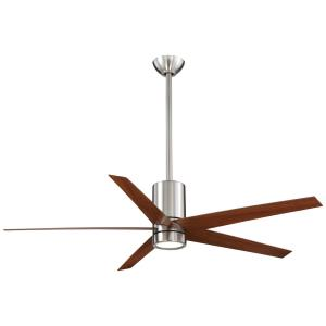 "Symbio - 56"" Ceiling Fan with Light Kit"