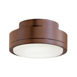 Rudolph - 16W 1 LED Ceiling Fan Light Kit in Transitional Style - 2.75 inches tall by 6.75 inches wide