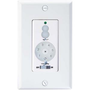 Accessory - 4.75 Inch Full Function DC Fan Wall Remote Control