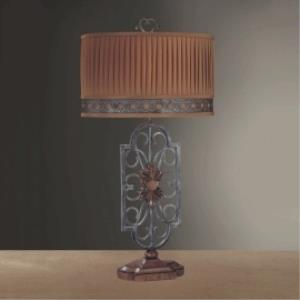 One Light Table Lamp