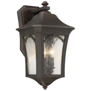 "Solida - 19.5"" Three Light Outdoor Wall Sconce"
