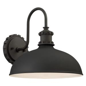 Escudilla - One Light Outdoor Wall Sconce
