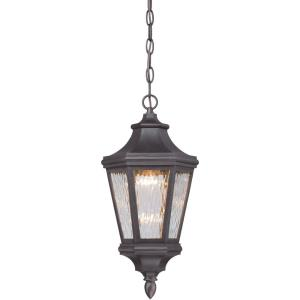 """Hanford Pointe - 18.75"""" 14W 1 LED Outdoor Chain Hung Lantern"""