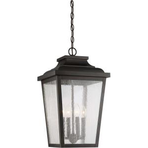 Irvington Manor - Four Light Outdoor Chain Hung Lantern