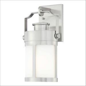 "Vista Delmar - 13"" One Light Outdoor Wall Lamp"