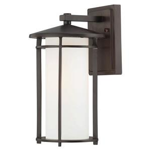 """Addison Park - 12.5"""" One Light Outdoor Wall Mount"""