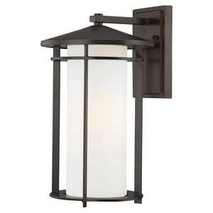 """Addison Park - 16.25"""" One Light Outdoor Wall Mount"""