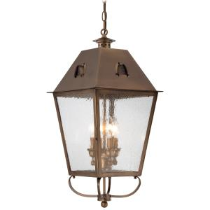 Erenshire - Four Light Outdoor Chain Hung Lantern