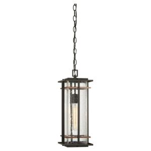 San Marcos - One Light Outdoor Chain Hung Lantern