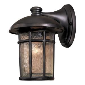 "Cranston - 12.75"" One Light Outdoor Wall Lantern"