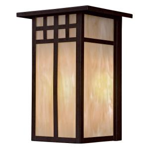 Scottsdale II - One Light Outdoor Wall Lantern