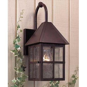 Townsend - One Light Outdoor Wall Mount